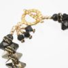 Texas Tea Rock Candy Bracelet Clasp by Vibrant and Sage with Swarovski Crystals