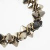 Texas Tea Rock Candy Bracelet Closeup by Vibrant and Sage with Swarovski Crystals