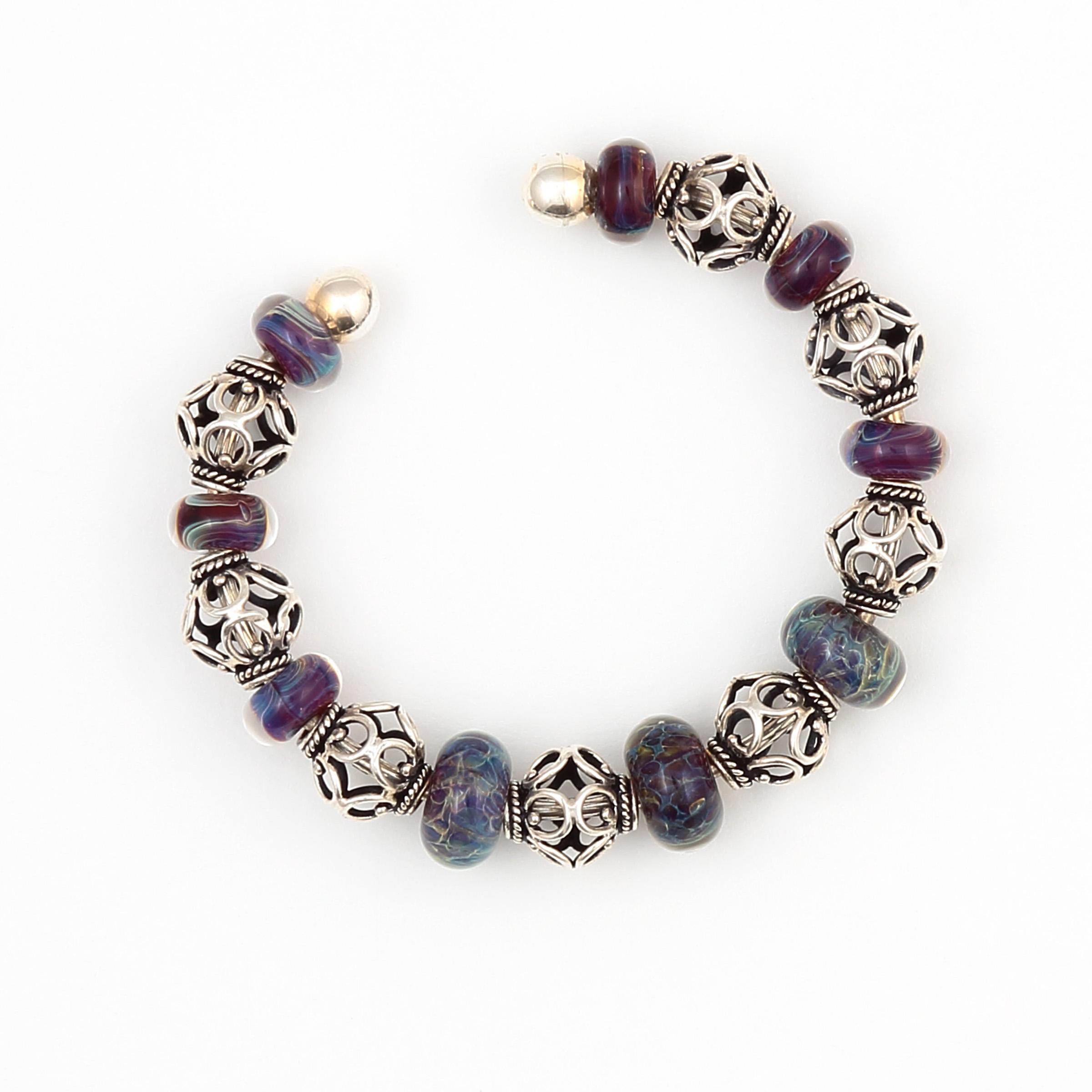 Cosmic Cuff Bracelet