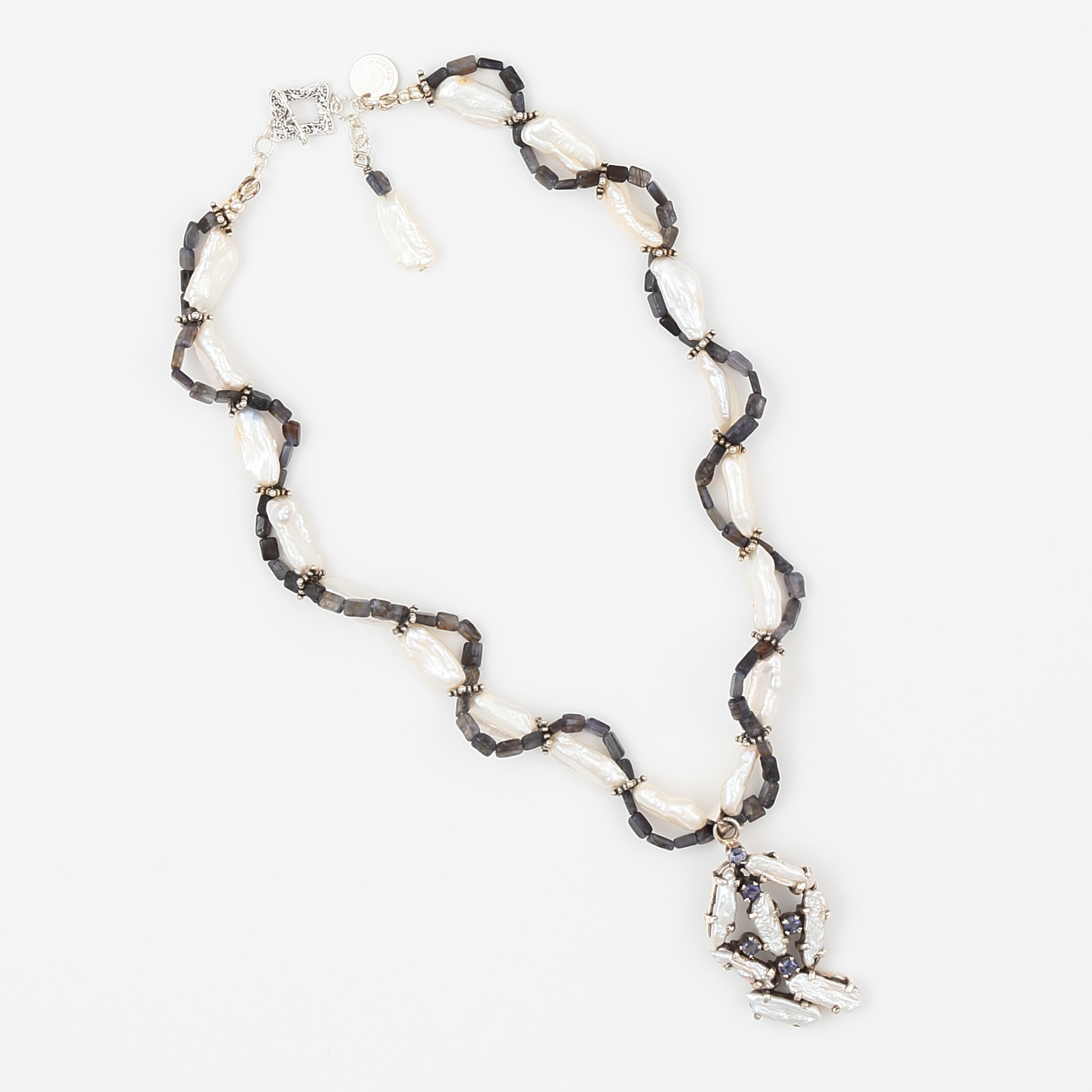 The Road Less Traveled Necklace