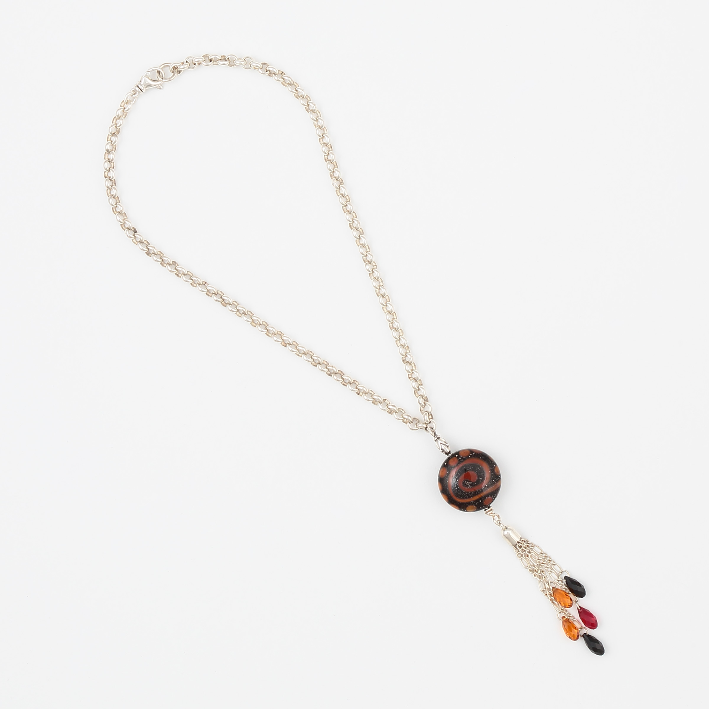 Tribal Night Necklace